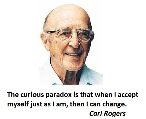 Revisiting Carl Rogers Theory of Personality | Journal Psyche