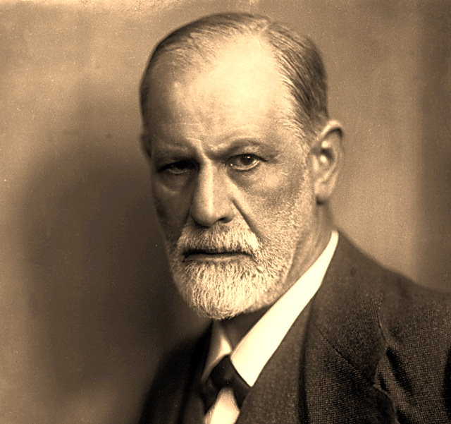 Personality development according to freud